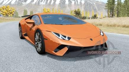 Lamborghini Huracan LP 640-4 Performante (LB724) для BeamNG Drive
