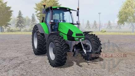 Deutz-Fahr Agrotron 120 Mk3 2001 для Farming Simulator 2013
