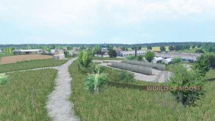 Львовская область v3.0 для Farming Simulator 2015