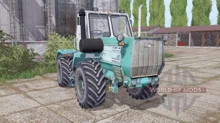 Т-150К с анимацией дверей для Farming Simulator 2017