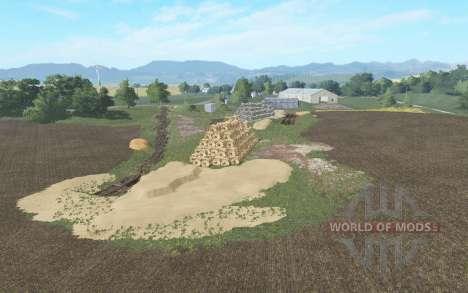 Kolonia для Farming Simulator 2017