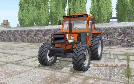Fiat 1180 DT front loader для Farming Simulator 2017
