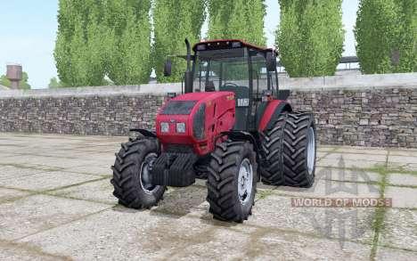 Беларус 1523 выбор колёс для Farming Simulator 2017