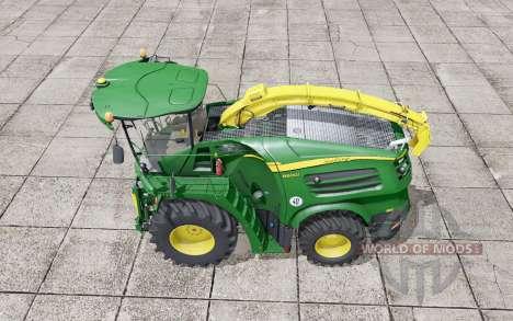 John Deere 8600i для Farming Simulator 2017