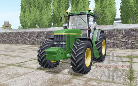 John Deere 7710 Michelin tires для Farming Simulator 2017