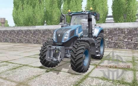 New Holland T8.435 power 692 hp для Farming Simulator 2017