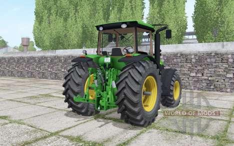 John Deere 7830 animation parts для Farming Simulator 2017