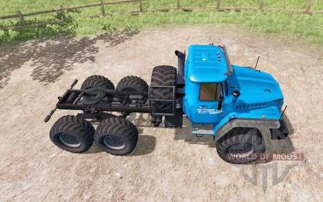 Урал 44202-0311-31 v6.0 для Euro Truck Simulator 2