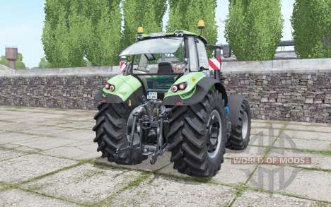 Deutz-Fahr Agrotron 7250 TTV design selection для Farming Simulator 2017