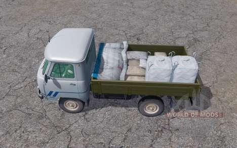 УАЗ 33036 v2.3 для Farming Simulator 2013