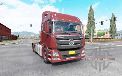 Foton Auman GTL 2012 для Euro Truck Simulator 2