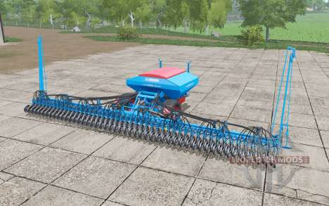 Lemken Solitair 12 multifruit для Farming Simulator 2017