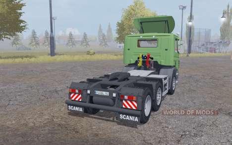Scania P420 6x6 v2.0 для Farming Simulator 2013