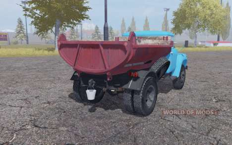 ЗиЛ ММЗ 555 1966 для Farming Simulator 2013