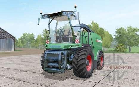 Fendt Katana 65 wheels selection для Farming Simulator 2017