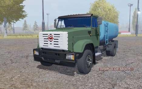 ЗиЛ 4331 водовоз v2.0 для Farming Simulator 2013