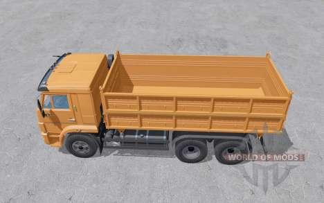 КамАЗ 45143-6012-50 для Farming Simulator 2017