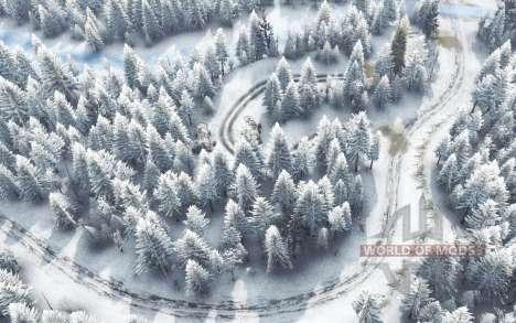 Зимняя доставка v1.1 для Spin Tires