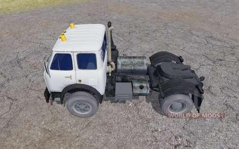 МАЗ 504 для Farming Simulator 2013