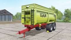 Conow TMK 22-7000 soft yellow для Farming Simulator 2017