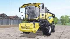 New Holland CR9.75