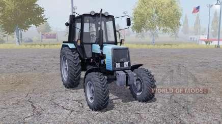 МТЗ 1025 Беларус анимация частей для Farming Simulator 2013