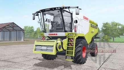 Claas Lexion 750 configure для Farming Simulator 2017