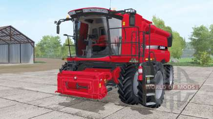 Case IH Axial-Flow 7130 configure для Farming Simulator 2017