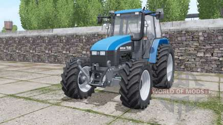 New Holland TS90 configure для Farming Simulator 2017
