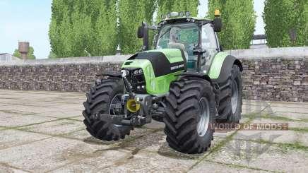 Deutz-Fahr Agrotron 7230 TTV xenon light для Farming Simulator 2017