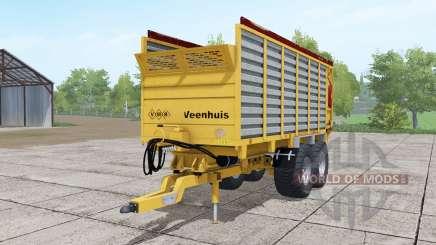 Veenhuis W400 soft orange для Farming Simulator 2017