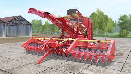Grimme Rootster 604 18 row для Farming Simulator 2017