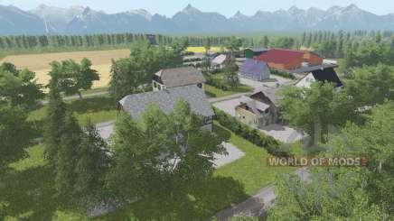 Tiefenstau для Farming Simulator 2017