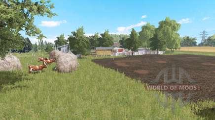 Mala Dedina для Farming Simulator 2017