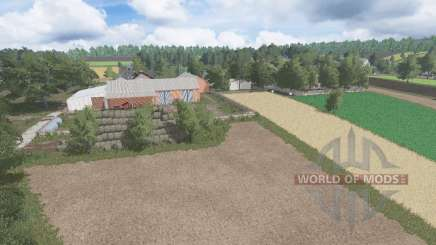 Poland Village v2.0 для Farming Simulator 2017
