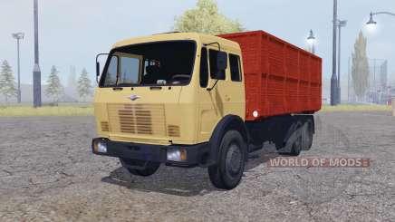 FAP 1620 with trailer для Farming Simulator 2013