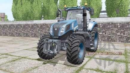 New Holland T8.435 power 692 hp для Farming Simulator 2017