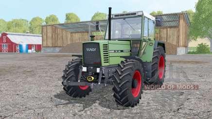 Fendt Farmer 312 LSA Turbomatik manual ignition для Farming Simulator 2015