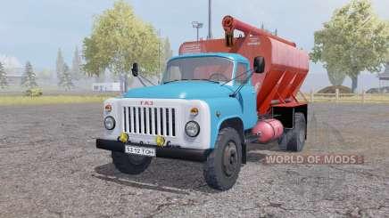 ГАЗ 53 ЗСК для Farming Simulator 2013
