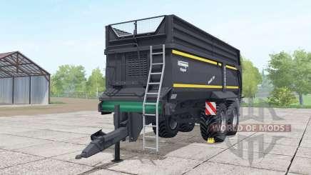 Krampe Bandit 750 nero для Farming Simulator 2017