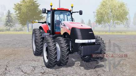 Case IH Magnum 340 double wheels для Farming Simulator 2013