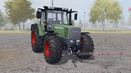 Fendt Favorit 514C Turboshift для Farming Simulator 2013