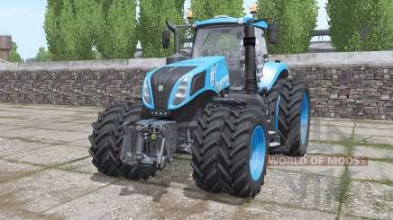 New Holland T8.435 front loader для Farming Simulator 2017