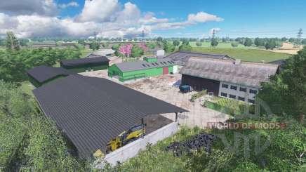 Valley Benoit для Farming Simulator 2017