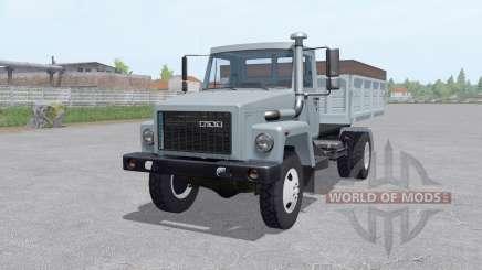 ГАЗ 33086 Земляк 2005 для Farming Simulator 2017