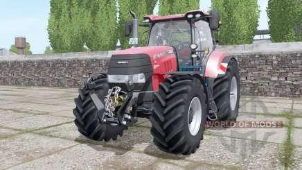 Case IH Puma 230 CVX Michelin tyres для Farming Simulator 2017