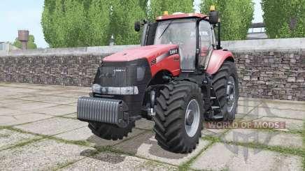 Case IH Magnum 290 wheels selection для Farming Simulator 2017