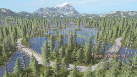 Pacific Inlet v1.1 для Farming Simulator 2017