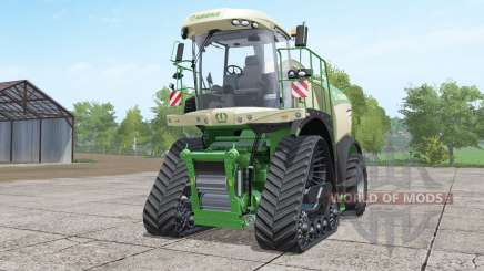 Krone BiG X 580 crawler для Farming Simulator 2017