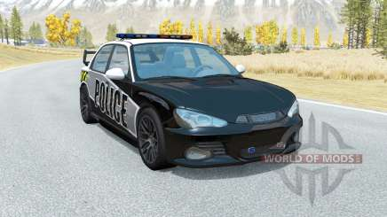 Hirochi Sunburst Generic Police для BeamNG Drive